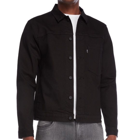 93fa1f1dd42 Levi's Jackets & Coats   Brand New Rare Levis Line 8 Denim Jacket ...
